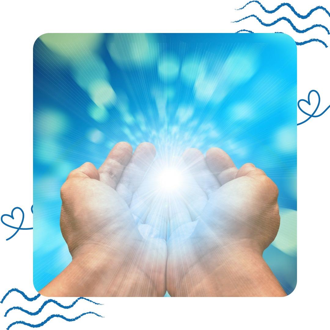 mes initiations ondes de lumière